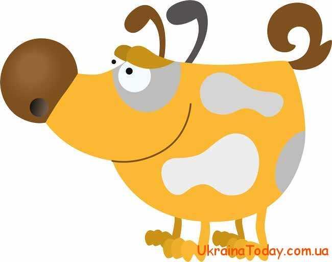 2018 рік – рік Жовтої Земляної Собаки