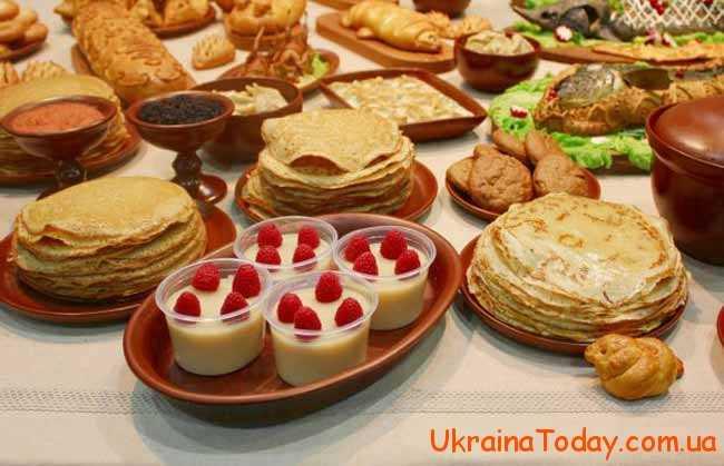 Масляна в 2018 році в Україні