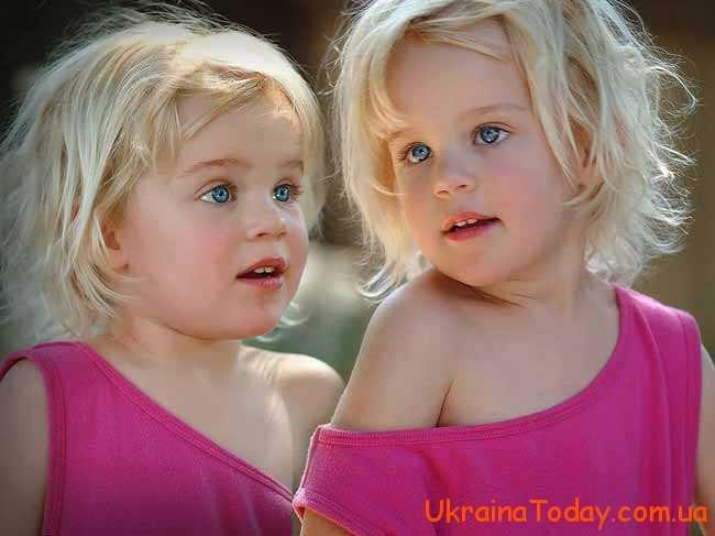 маленькі близнюки