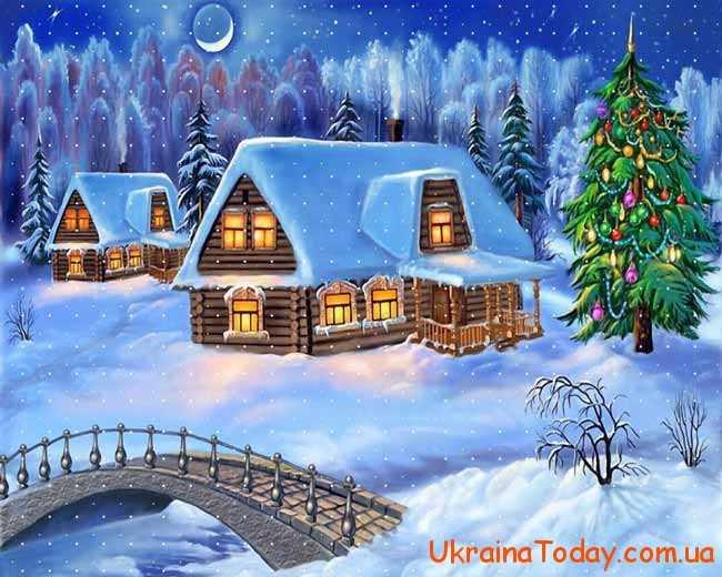 новорічна казка