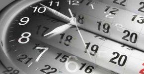 календар і годинник