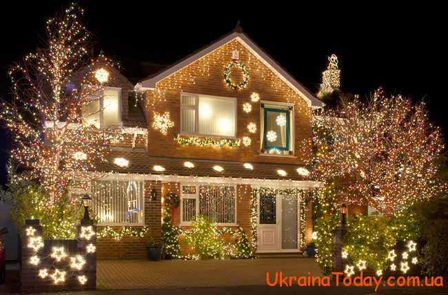 прикраса будинку