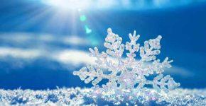 зима радувала великою кількістю снігу