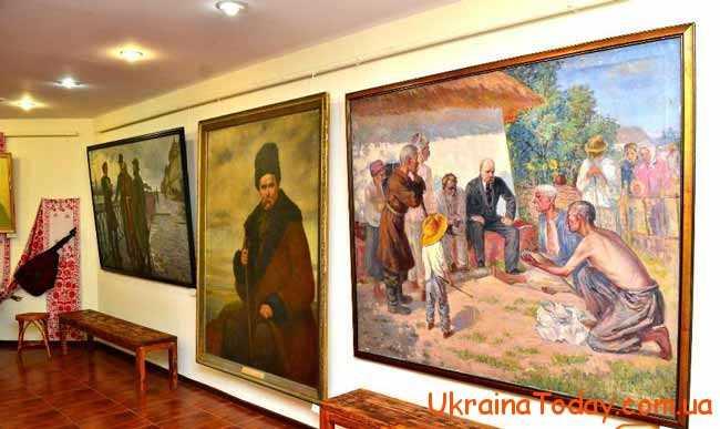 Національний музей Кобзаря в м. Київ