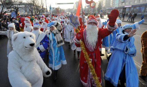Новий рік для українців