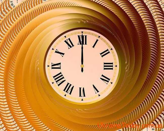 час йде
