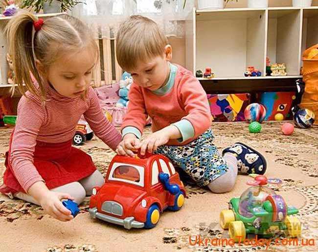 дітки в грі