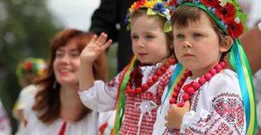 маленьки Українці