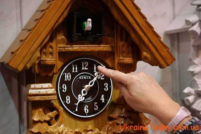 казкові годинник