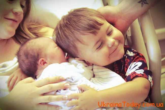 Допомога при народження другої дитини в Україні