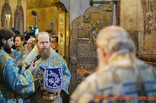 відзначення Благовіщення українськими віруючими