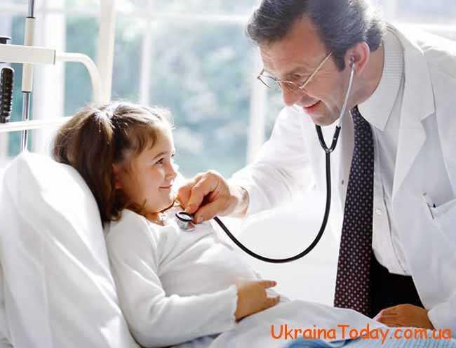 лікар на роботі