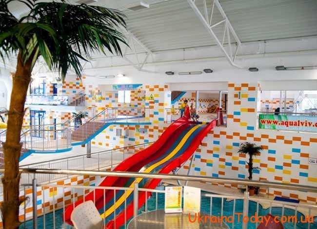 Відгуки та зображення аквапарку