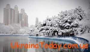 Зима в Одесі