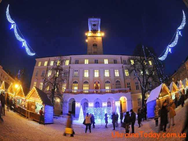 Погода на грудень 2018 року у Львові