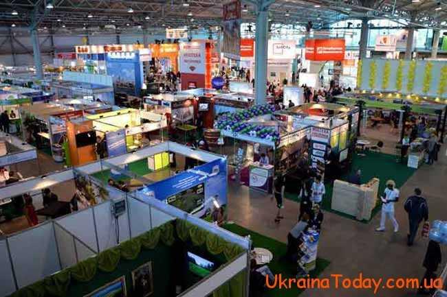Столиця України постійно дивує всіх гостів різноманітними виставками