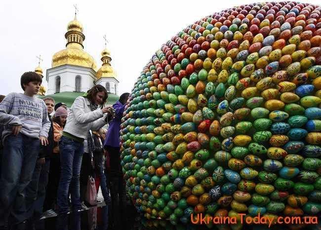 якого числа Пасха в Україні 2018
