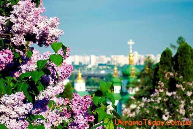Погода на травень 2018 в Києві
