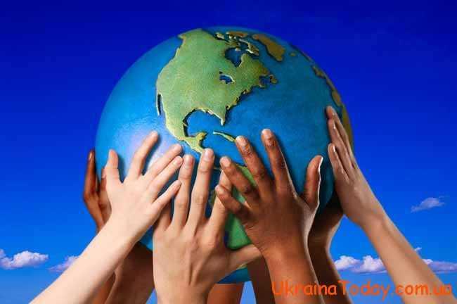 Питання збереження Землі