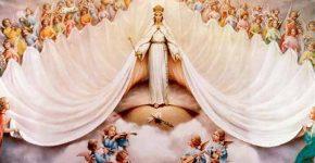 Поклоніння Пресвятій Богородиці