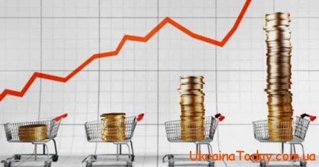 Від чого зростає інфляція