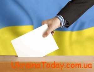 про вибори в Україні 2018