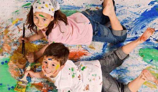 Малюючи з дітьми, не варто їх обмежувати чи критикувати