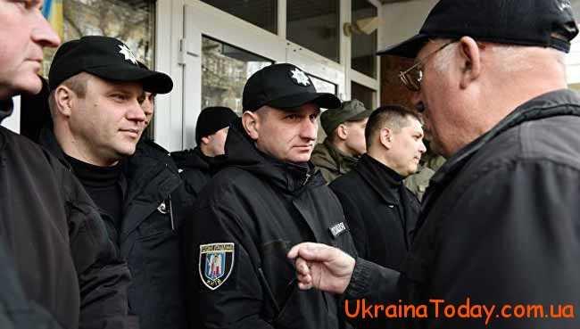 Працівники правоохоронних органів