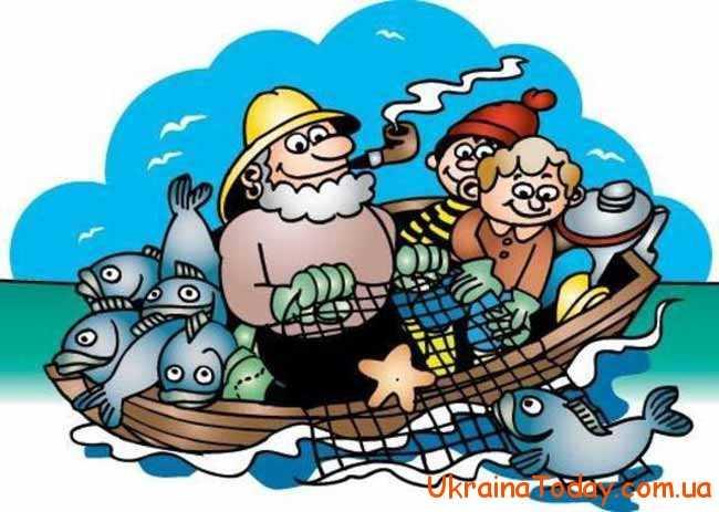 8 липня – День рибака