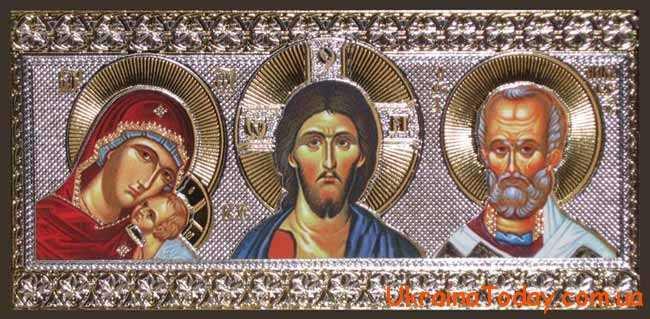 Церковний календар на новий рік