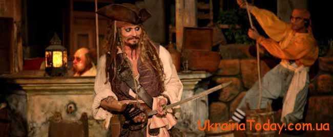 звернути увагу на «Піратів Карибського моря: Помста Салазара»