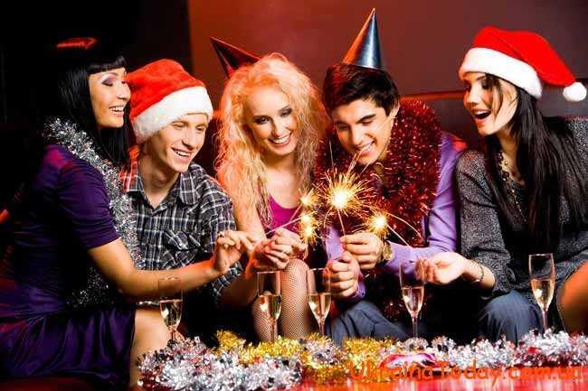 Новий Рік – свято веселощів