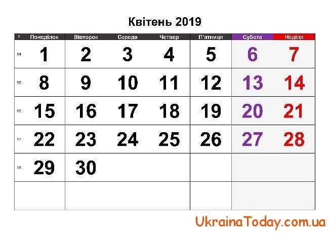 квітень 2019