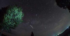 Розташування небесних світил на небосхилі