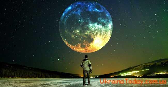 Місяць стане повним