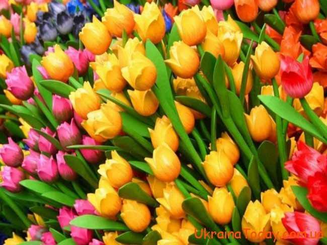 8 березня - Міжнародний день жінок