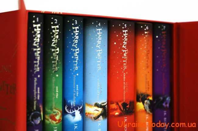 Світ Гаррі Поттера