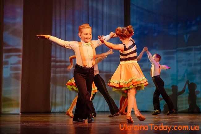 Всесвітнє свято танцю