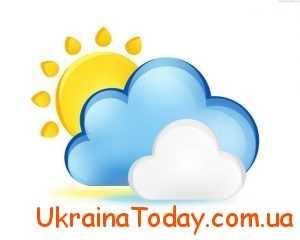 Температура в червні 2018 року в Україні