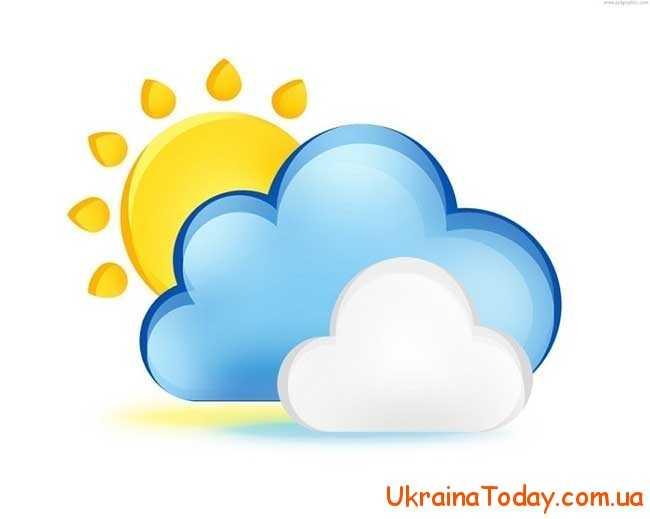 Температура в червні 2019 року в Україні