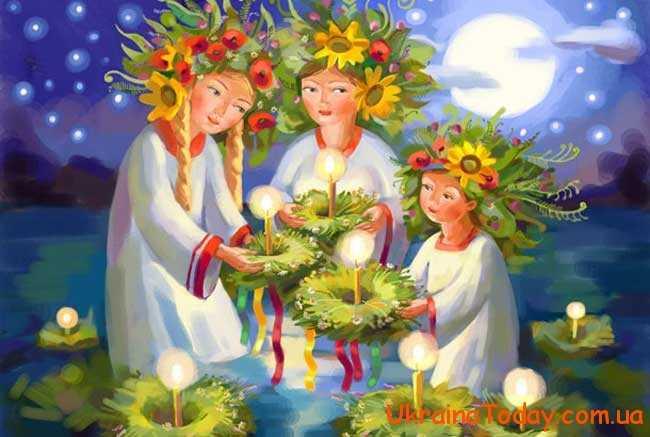 Вихідні та святкові дні у липні
