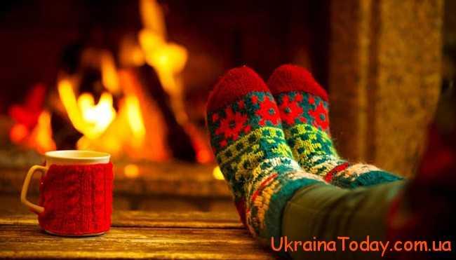 Українці вже давно звикли до суворої зими