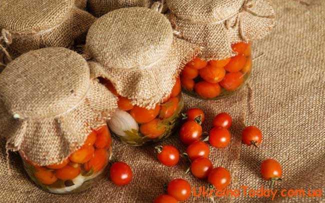 варто присвятити консервації овочів на зиму