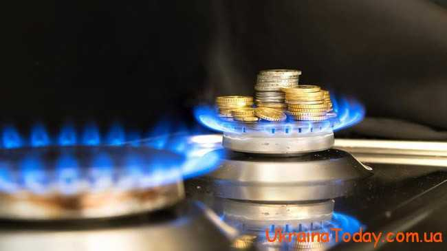 ціна  на блакитне паливо