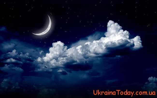 Зміна фаз місяця впливає