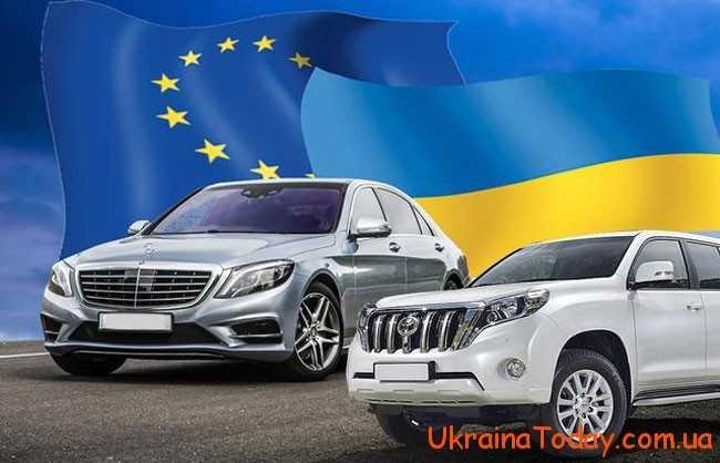 Закон України про розмитнення автомобілів