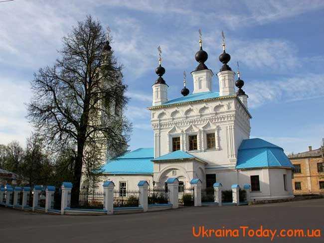 Храми на честь Покрови