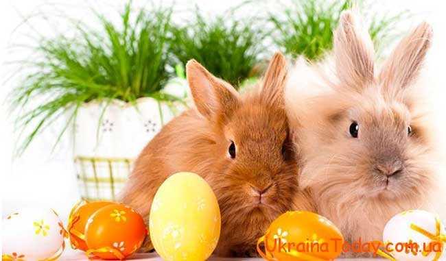 Великдень вважається одним з найвеличніших свят