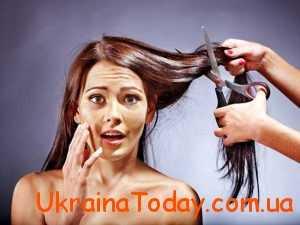 Осінній період несприятливий час для волосся