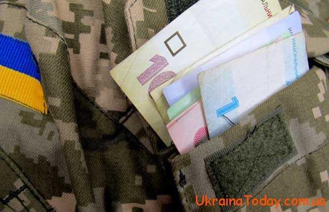 Підвищення військових пенсій в 2019 році в Україні